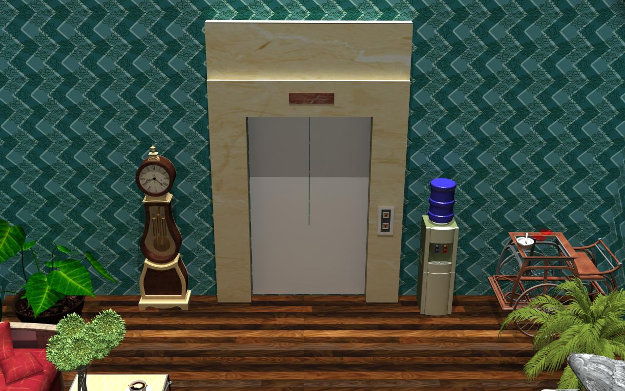 Room Escape - Floors - screenshot