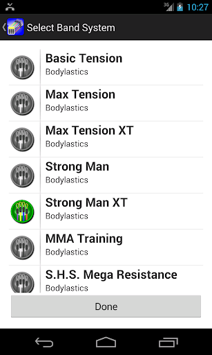 Bodylastics Calculator Free