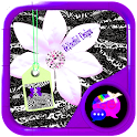 Zebra Passion GO SMS Pro Theme icon