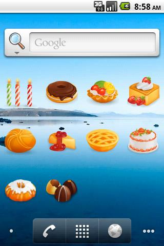 andeco * sweets- screenshot