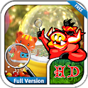 Hidden Objects Christmas Magic icon