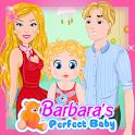 Bebé que cuida de Bárbara icon