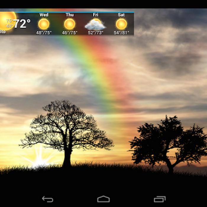 Sun Rise Pro Live Wallpaper එක නොමිලයේ
