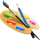 Kids Paint : Paint and Draw