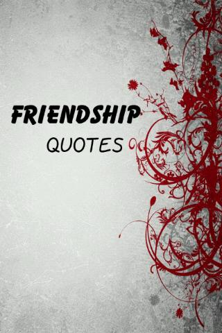 Friendship Quotes - screenshot