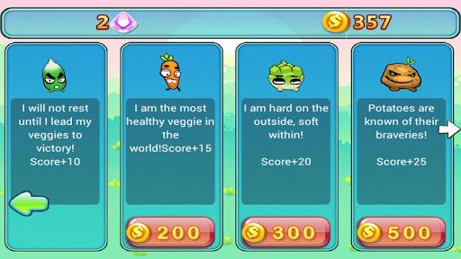 玩休閒App|瘋狂的蔬菜免費|APP試玩