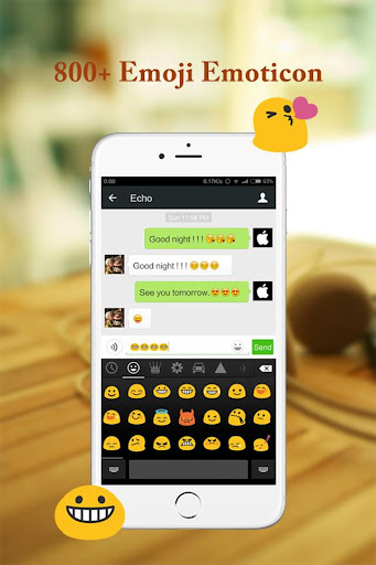 Super Emoji Keyboard-Emoticons