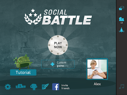 Social Battle - screenshot thumbnail
