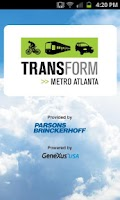 Screenshot of TransForm Atl