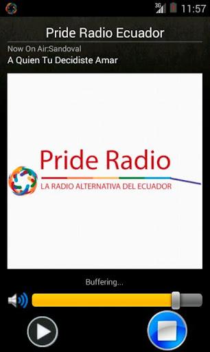 Pride Radio Ecuador