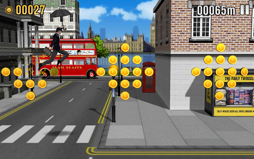 Игра The Ministry of Silly Walks для планшетов на Android