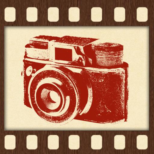 復古相機 LOGO-APP點子