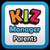 Kiz Manager - Parent's App