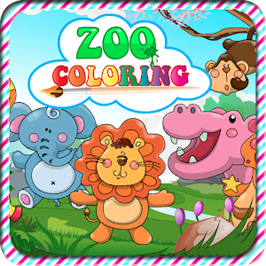 Zoo Animals Coloring Games for PC and MAC