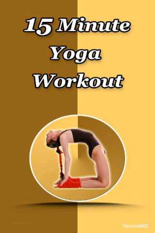 15 Minute Yoga Workout