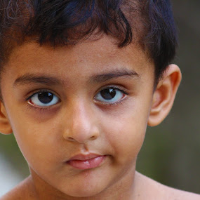 by Rajkumar Biswas - Babies & Children Child Portraits