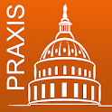 PRAXIS II Government Exam Prep icon