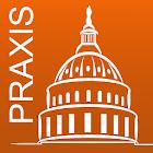 PRAXIS II Government Exam Prep icon