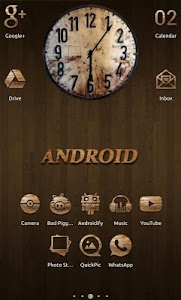 WoodBoard Icon Pack v1.0.0