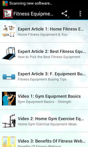 Fitness Equipment - Free Guide
