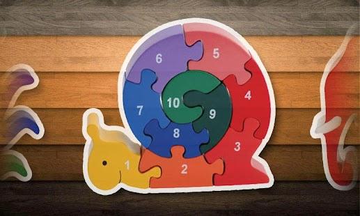 Smart Kids Puzzles- screenshot thumbnail
