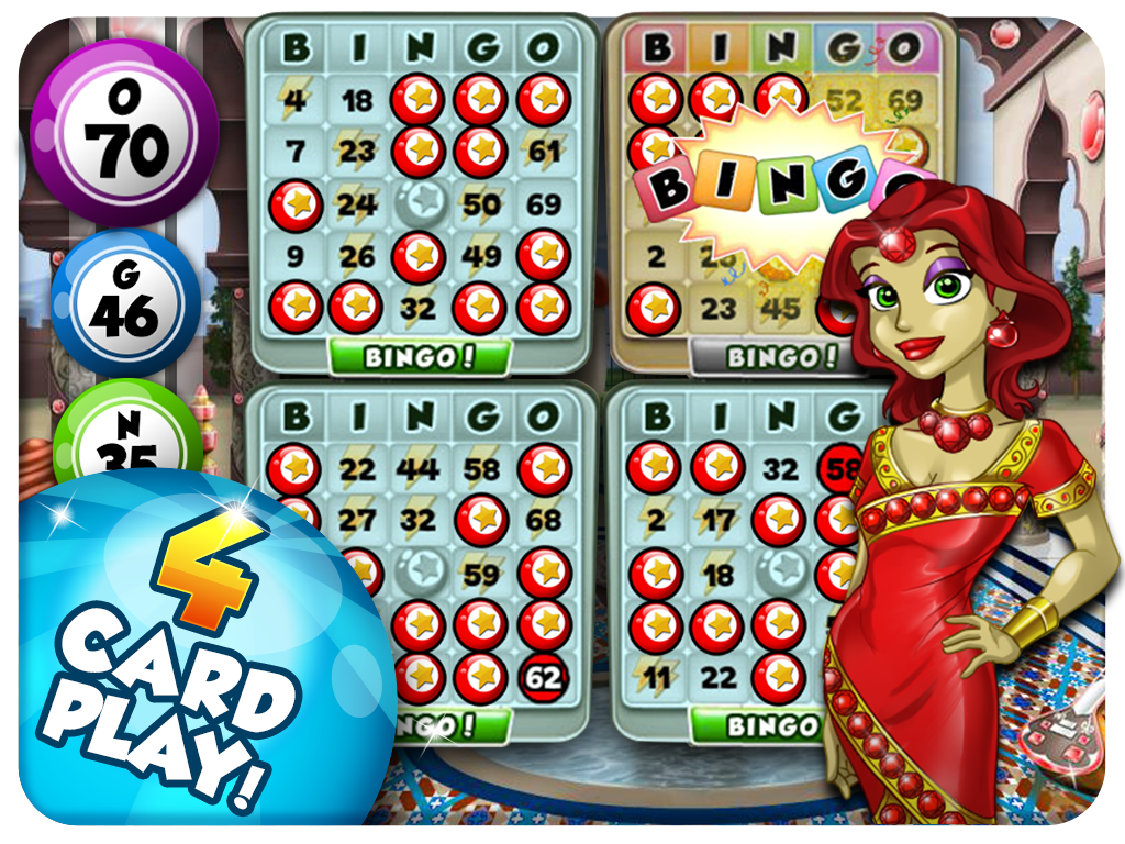 Bingo Blingo- screenshot