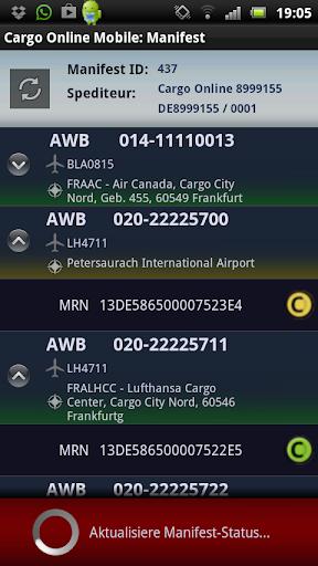 Cargo Online Mobile