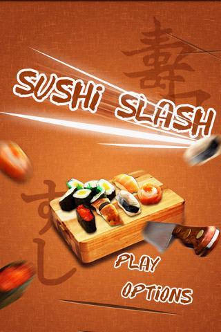 Sushi Slash - screenshot