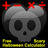 Halloween Horror Calculator HD