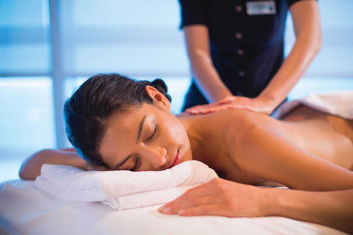 Celebrity_Cruises_massage - Take a moment for yourself during a calming massage or treatment offered on Celebrity Constellation.