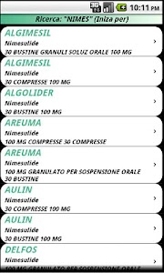AIFarmaci screenshot 1
