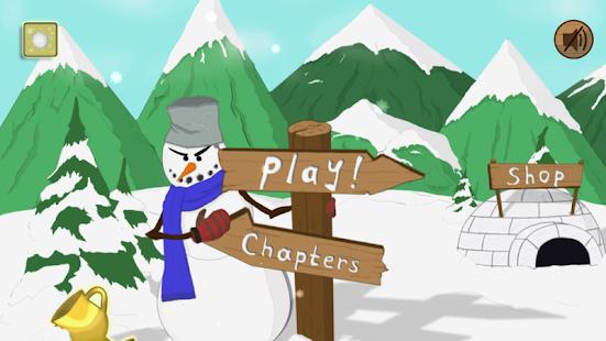 Johnny Battle: Snow Defence - screenshot thumbnail