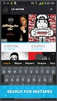 Screenshot of DatPiff - Free Mixtapes