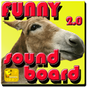 Funny Soundboard logo