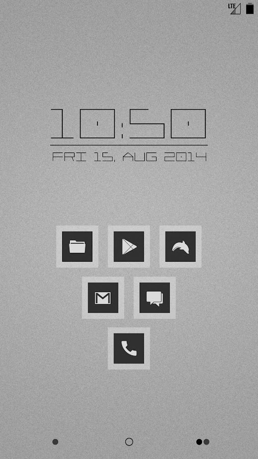 Lucent Remix Icons - Icon Pack- screenshot