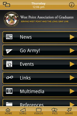 West Point AOG - screenshot