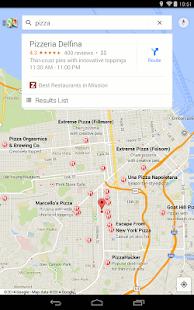 Maps - Navigation & Transit Screenshot 37