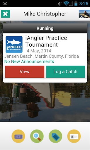 iAngler Tournament