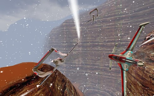 Red Wing Racing : Screenshot 2