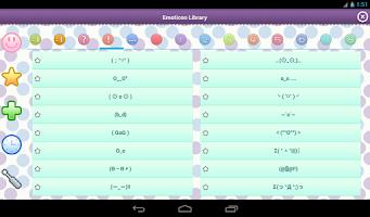 Screenshot of Emoticon