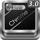TSF Shell HD Theme Chrome icon