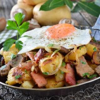 Potato Grösti – Austrian Hash