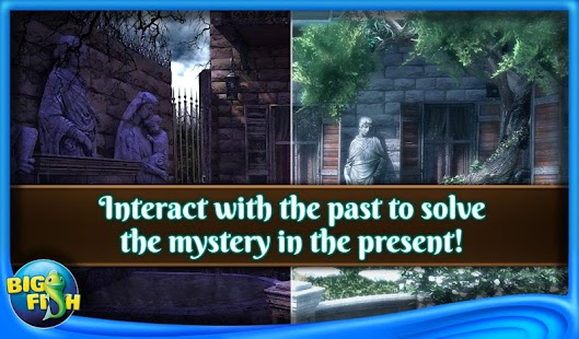 Haunted Past Hidden Object- screenshot thumbnail