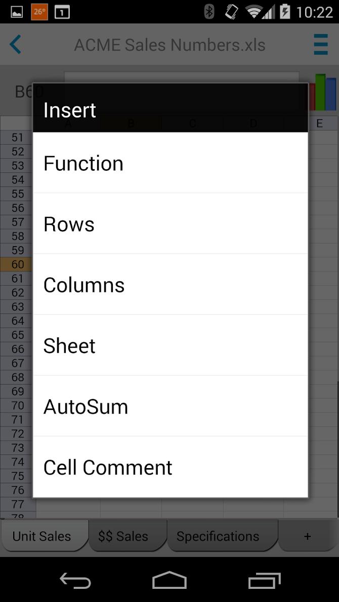 Docs To Go™ Premium Key Android 8