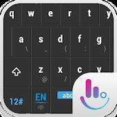 Black Key Keyboard Theme