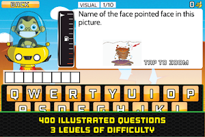 Screenshot of Guess Words : Biology