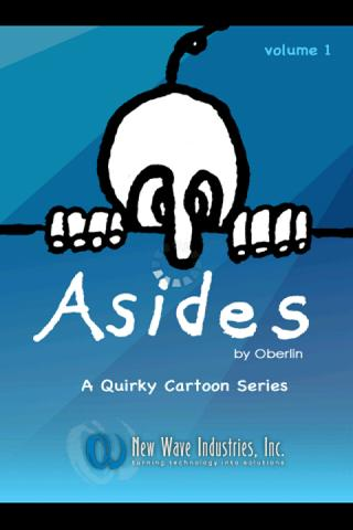 Asides- screenshot