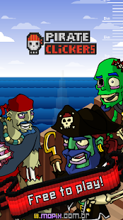 Pirate Clickers