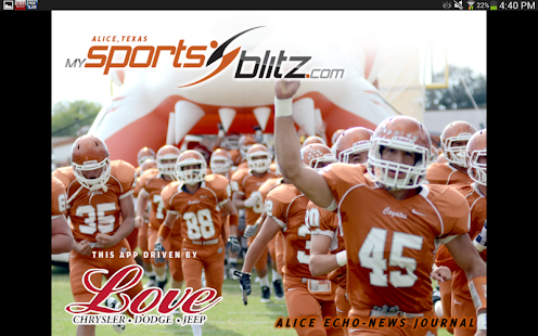 Alice MySportsBlitz.com- screenshot thumbnail