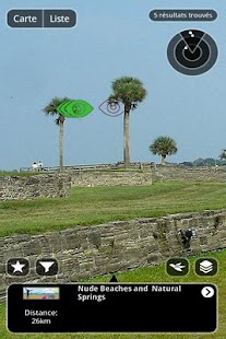 AR Nudist beach scanner - screenshot thumbnail
